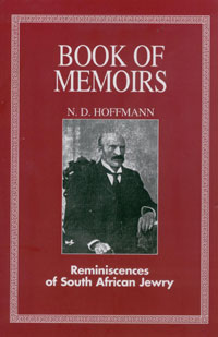Book of Memoirs, Reminiscences of South African Jewry
