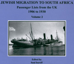 Jewish Migration to South Africa